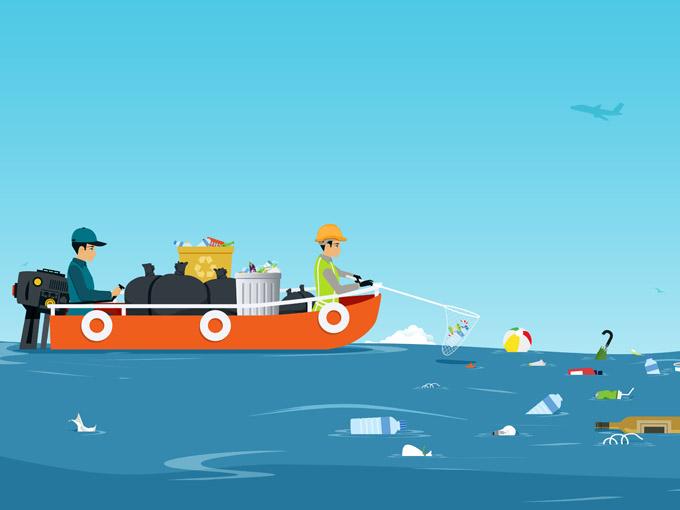 """Mit """"Fish ´n´ Flips"""" die Ozeane retten"""