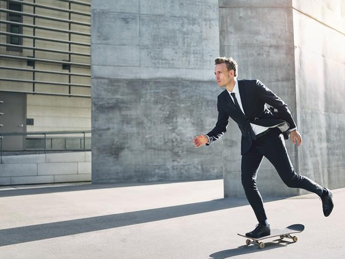 Recycling Elektro-Skateboard als nachhaltiges Transportmittel?