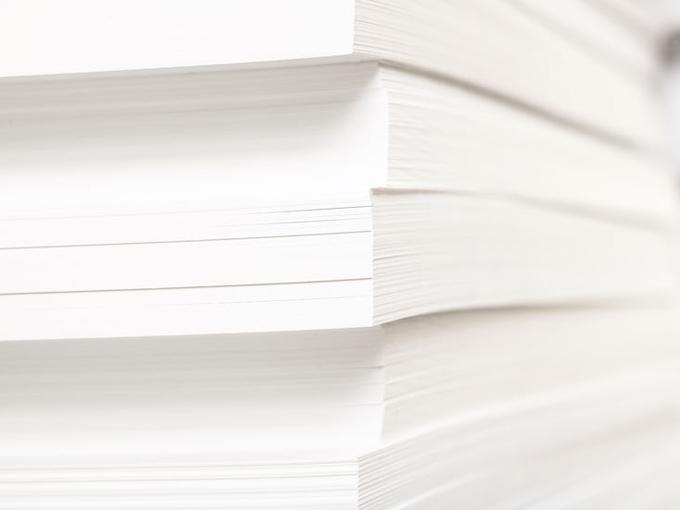 Papier der umweltfreundlichen Art