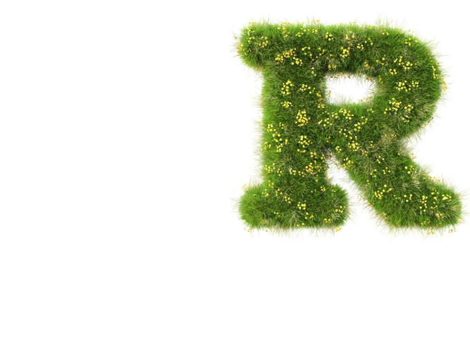 Die 5 R´s der Nachhaltigkeit